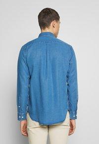NN07 - LEVON SHIRT - Camisa - light blue - 2