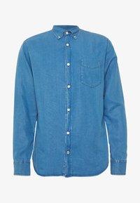 NN07 - LEVON SHIRT - Camisa - light blue - 3