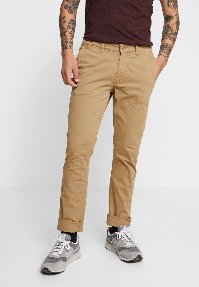 MARCO - Chino kalhoty - khaki