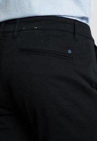 NN07 - MARCO - Pantalones chinos - black - 5