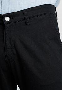NN07 - MARCO - Pantalones chinos - black - 3