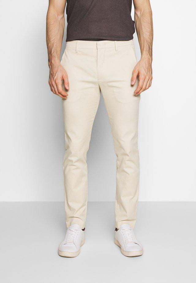 THEO - Chino kalhoty - beige