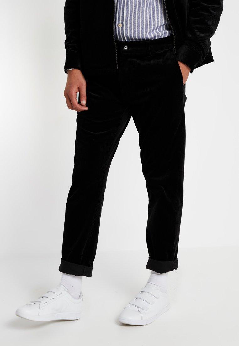 NN07 - KARL  - Bukser - black