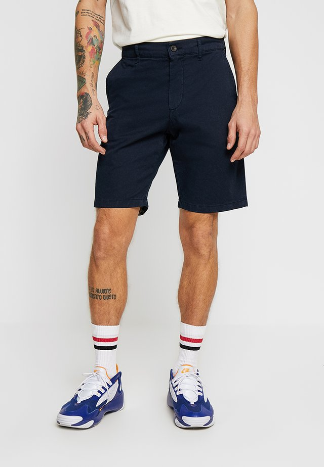 CROWN - Shorts - navy blue
