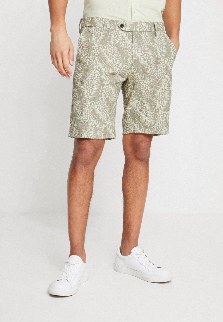 NN07 - CROWN  - Shorts - green