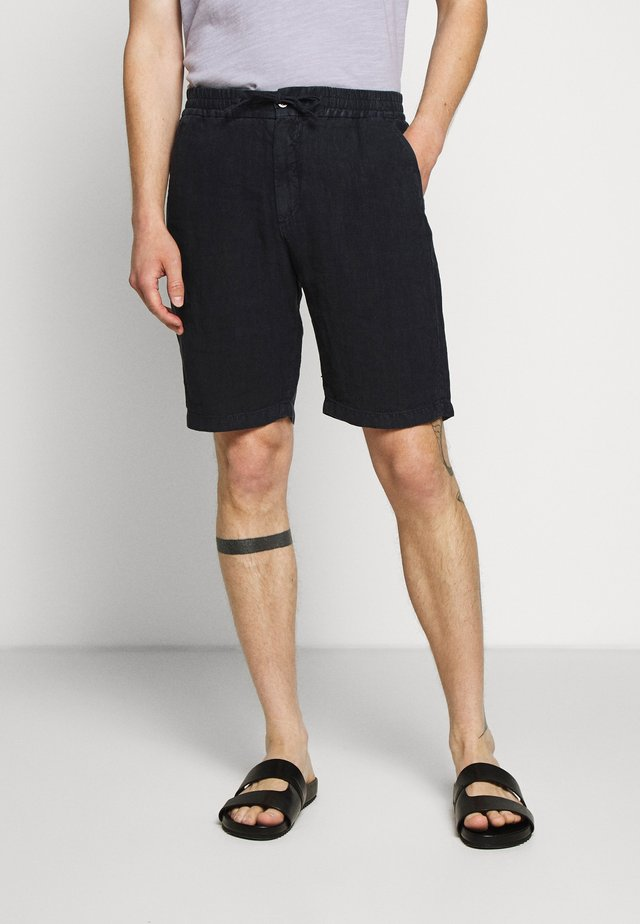 SEB  - Shorts - navy blue