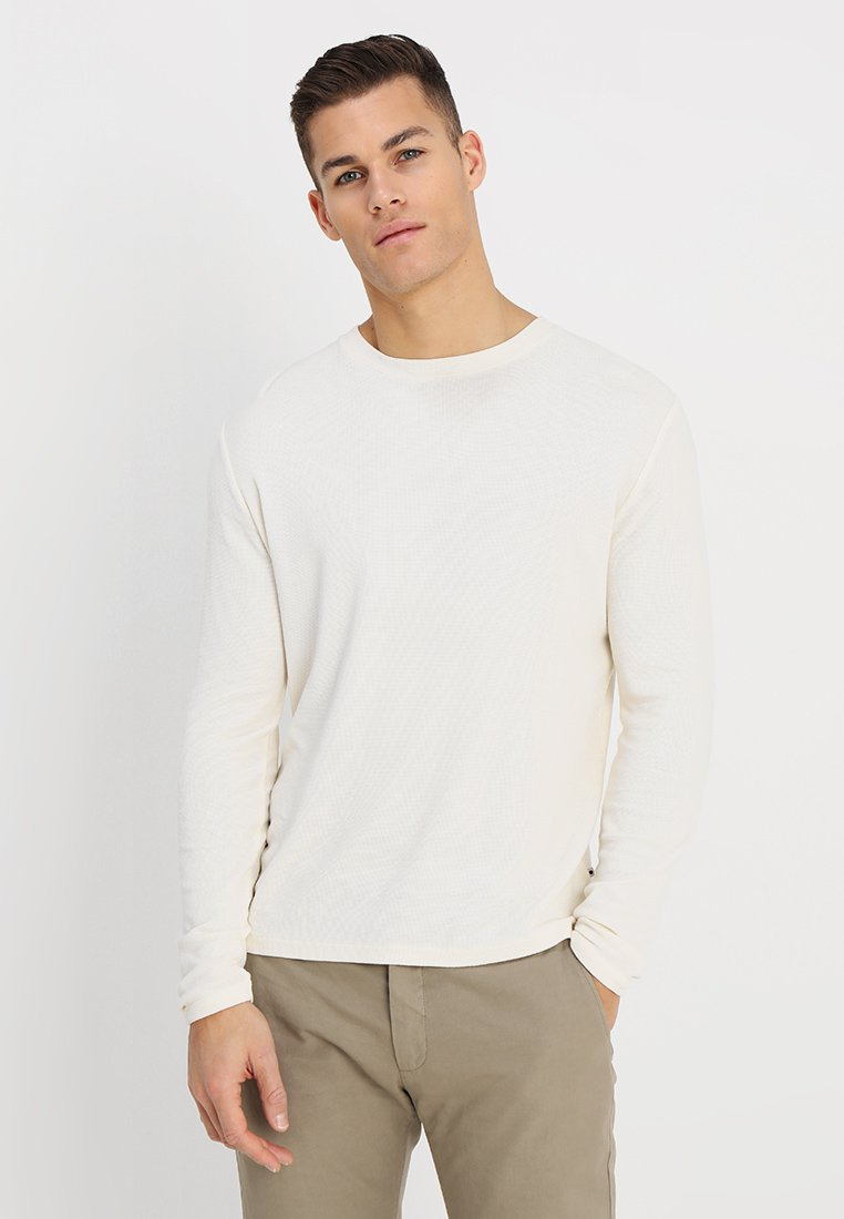 NN07 - CLIVE - Strickpullover - off white
