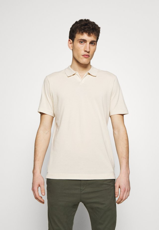 PAUL - Polo shirt - oat