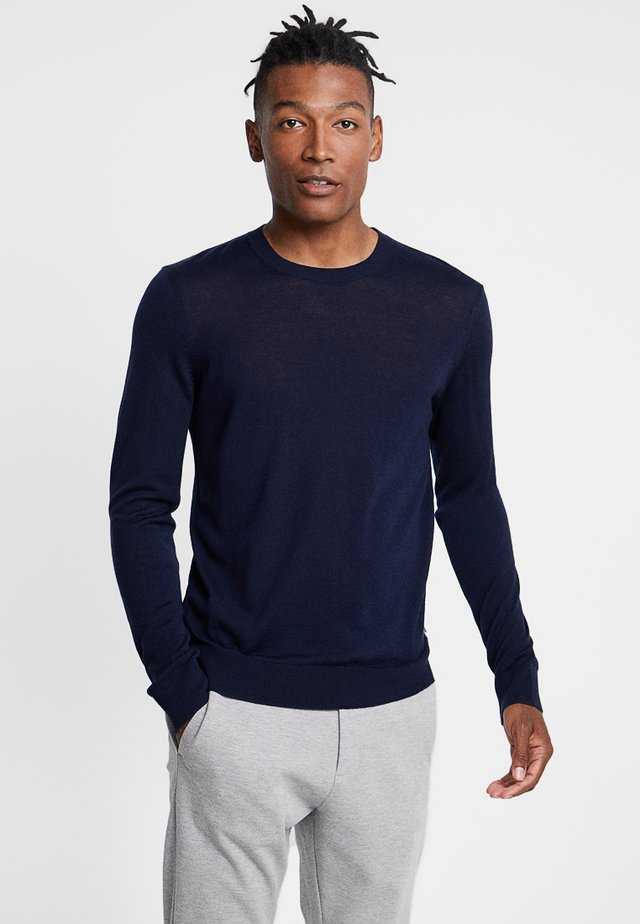 TED - Strickpullover - navy blue