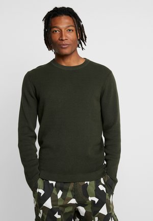 JULIAN - Strickpullover - army