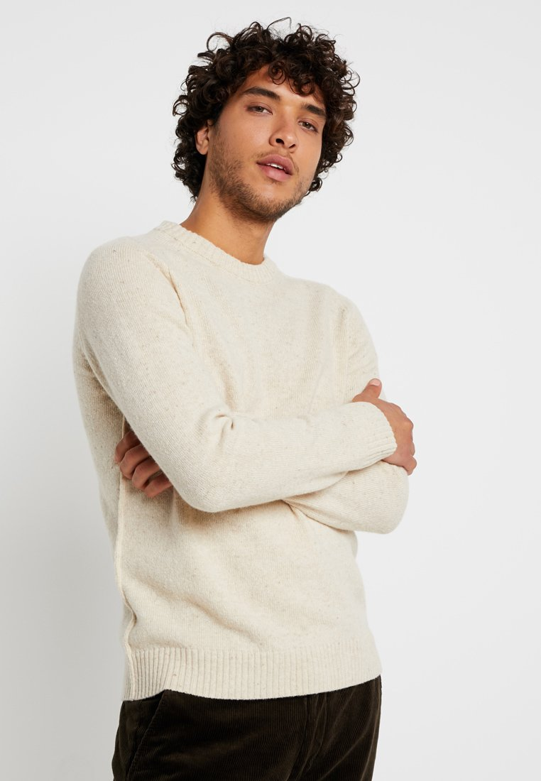NN07 - ED DONEGAL - Strickpullover - off-white