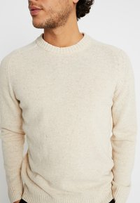 NN07 - ED DONEGAL - Strickpullover - off-white - 5