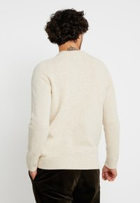 NN07 - ED DONEGAL - Strickpullover - off-white - 2