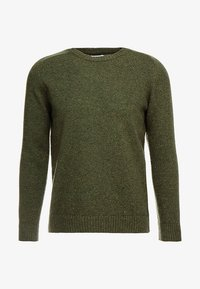 NN07 - ED DONEGAL - Strickpullover - army - 4
