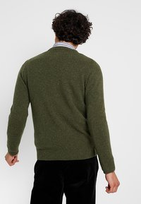 NN07 - ED DONEGAL - Strickpullover - army - 2