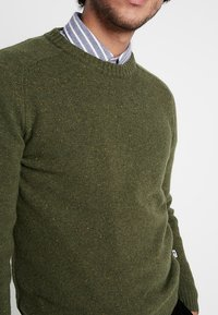 NN07 - ED DONEGAL - Strickpullover - army - 5