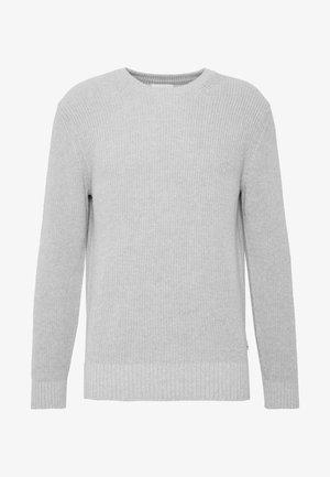 KNUT  - Svetr - medium grey melange