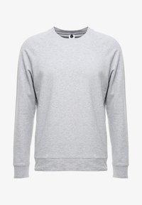 NN07 - GEOFF - Sweater - light greymelange - 3