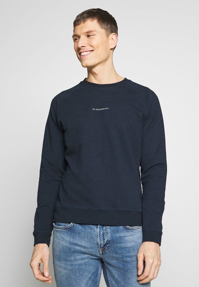 ROBIN - Sweater - navy blue