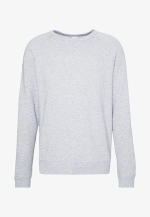 ROBIN CREW - Sweatshirt - light grey melange