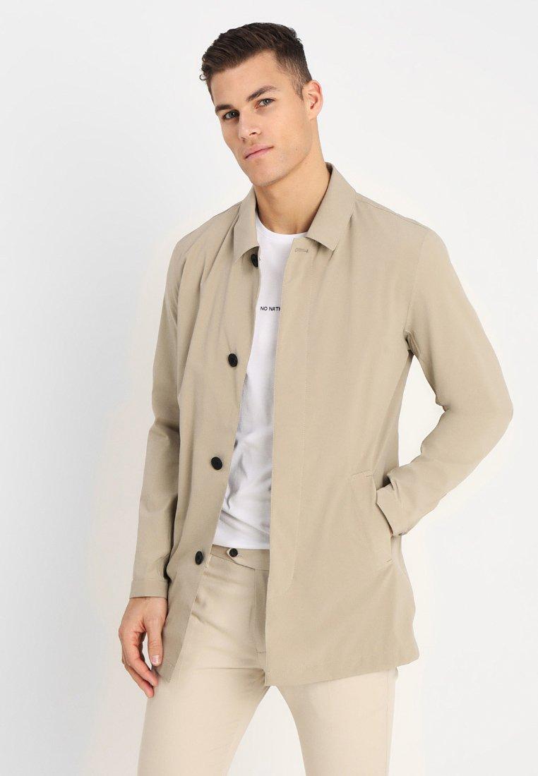 NN07 - TYLER - Short coat - sand khaki