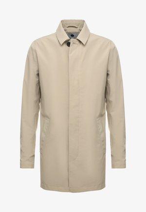 TYLER - Short coat - sand khaki