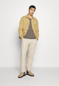 NN07 - BERNER - Summer jacket - sand - 1