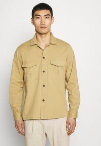 NN07 - BERNER - Summer jacket - sand - 0