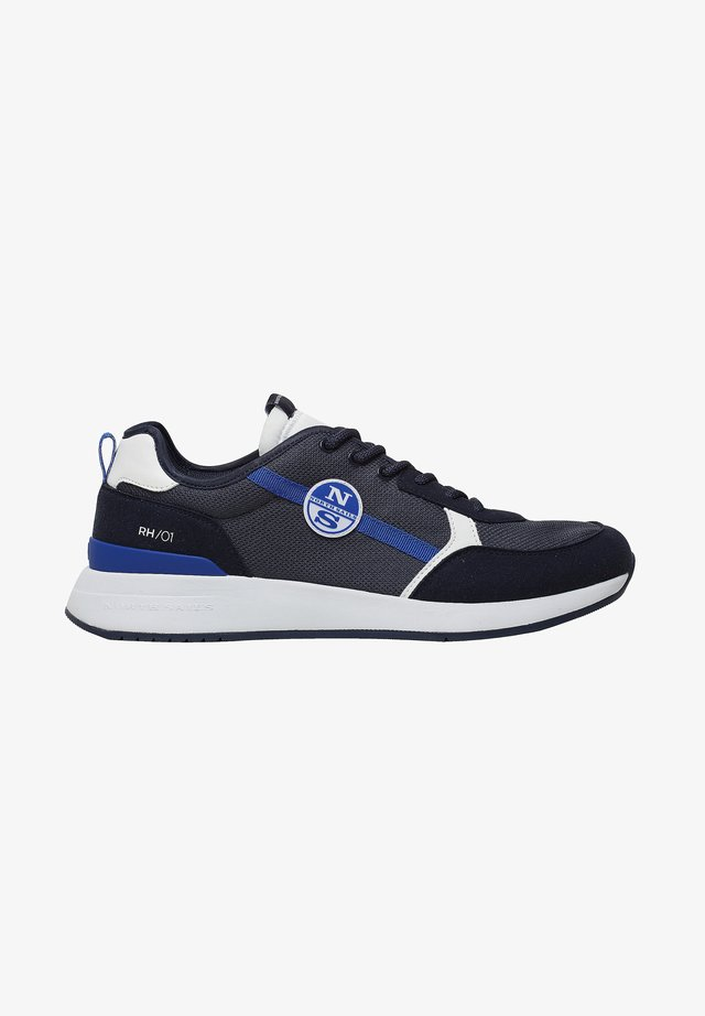 Trainers - blue 0802
