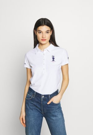 VALENCIA - Polo shirt - white