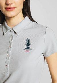 North Sails - PRADA VALENCIA - Polo shirt - grey/violet - 4