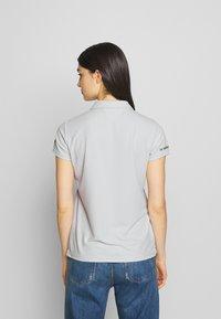 North Sails - PRADA VALENCIA - Polo shirt - grey/violet - 2