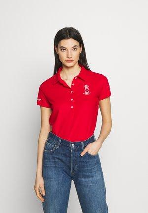 VALENCIA - Polo - red