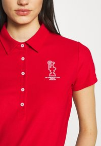 North Sails - PRADA VALENCIA - Polo shirt - red - 4