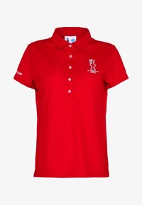 North Sails - PRADA VALENCIA - Polo shirt - red - 3