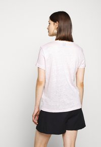 North Sails - GRAPHIC - T-shirt med print - light pink - 2
