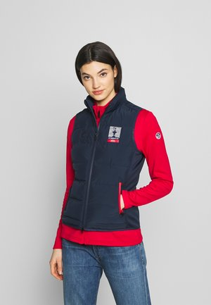 NEW YORK - Veste sans manches - navy blue