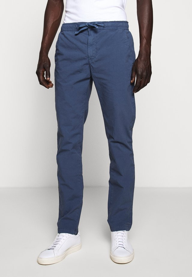 LONG TROUSERS - Chino - vintage indigo