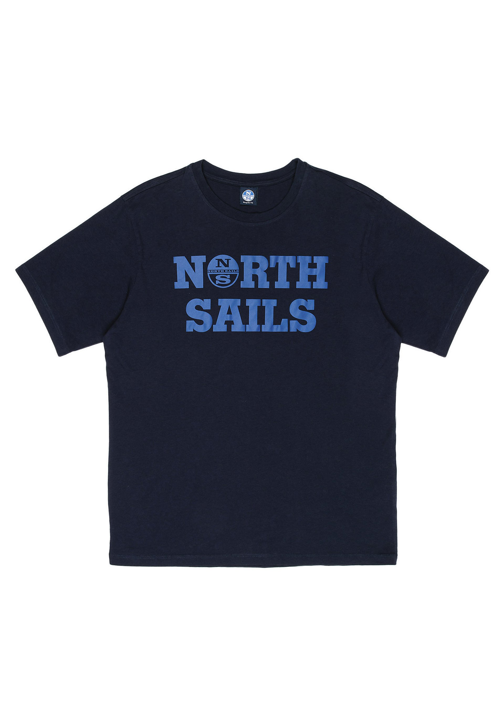 North Sails T-shirt Con Stampa - Blue cO2o6