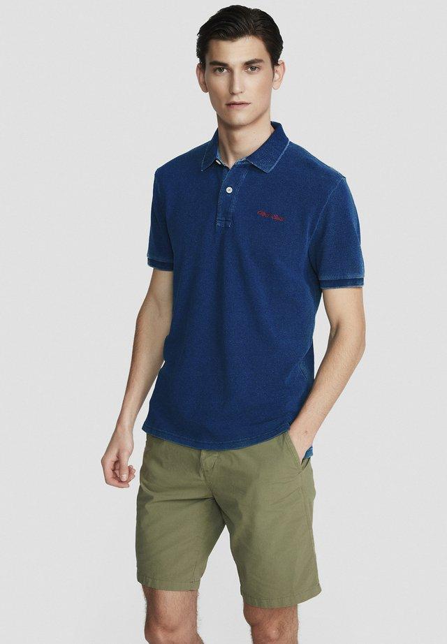Poloshirt - dark blue
