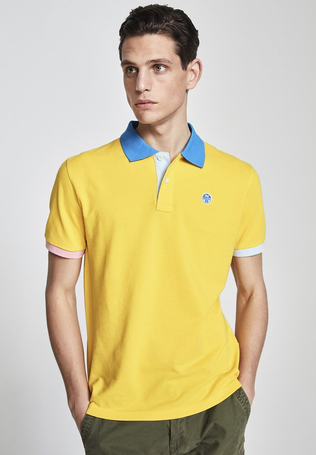 Polo - yellow