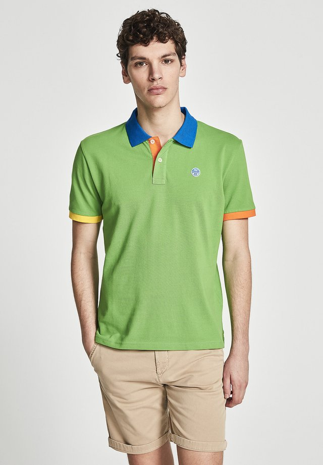 Polo shirt - green