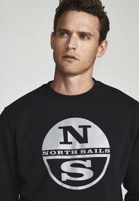 North Sails - Sweatshirt - black - 2
