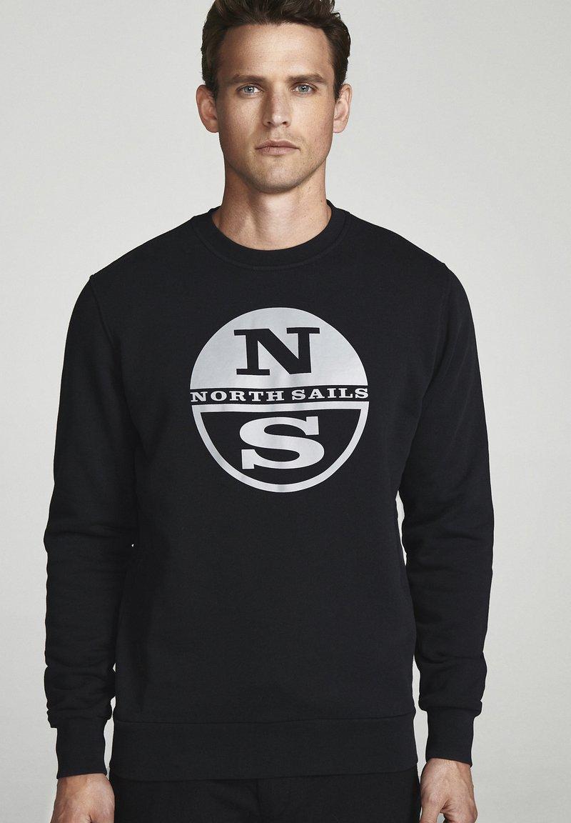 North Sails - Sweatshirt - black