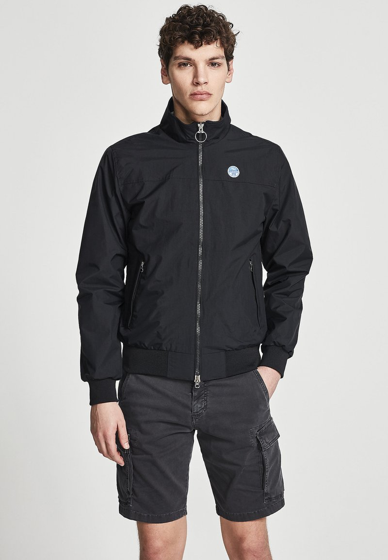 North Sails - SAILOR - Bomberjacks - black