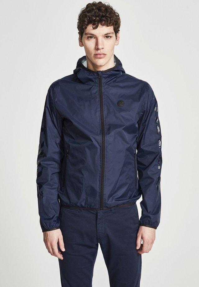 TIVARA - Summer jacket - blue
