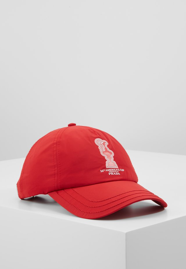 NORTH SAILS BASEBALL  - Casquette - red