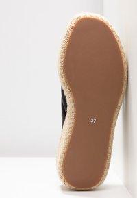 No Name - BETTY MULE - Pantofle na podpatku - black - 6
