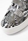 No Name - PLATO STRAPS - Sneaker low - white