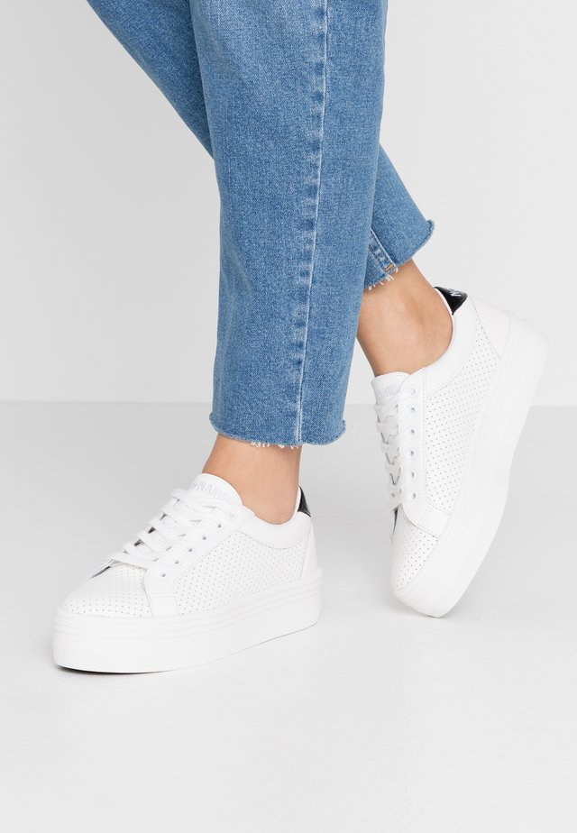 PLATO BRIDGE - Sneakers laag - white